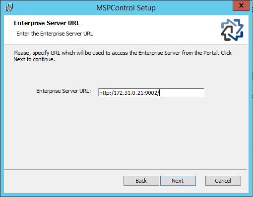 WebDAV Portal - MSPControl