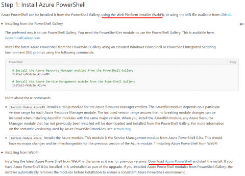 Azure MSPControl Quick Reference