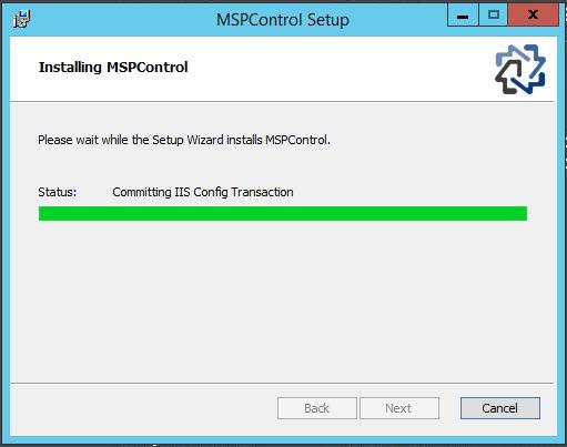 New mail account error (Hmailserver) - MSPControl